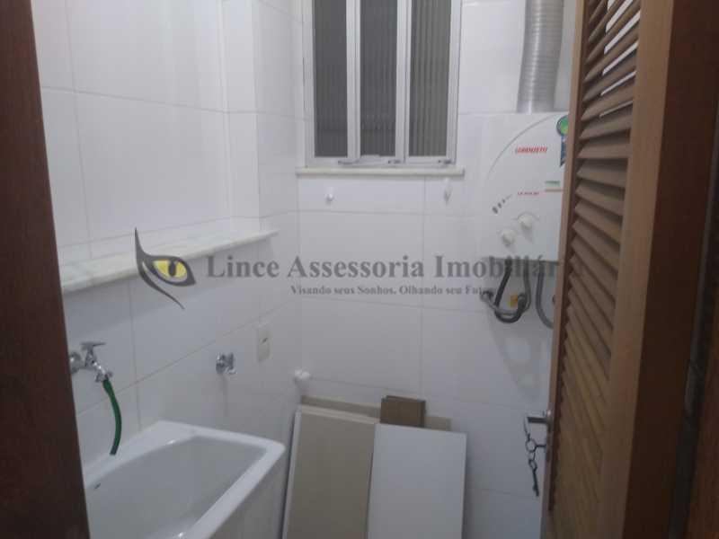 área serv 1 - Kitnet/Conjugado 35m² à venda Tijuca, Norte,Rio de Janeiro - R$ 300.000 - TAKI10027 - 22