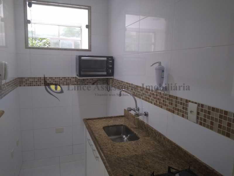 cozinha 1.2 - Kitnet/Conjugado 35m² à venda Tijuca, Norte,Rio de Janeiro - R$ 300.000 - TAKI10027 - 15