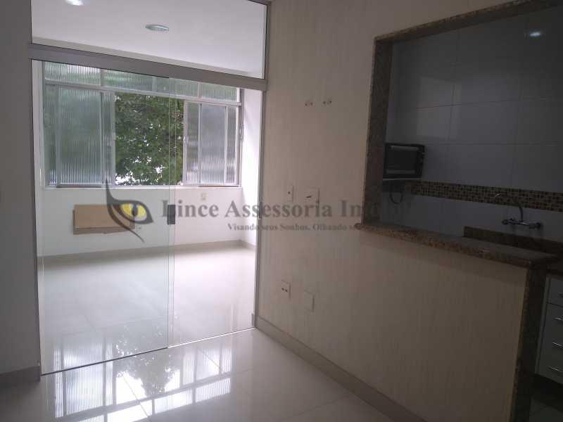 sala 1 - Kitnet/Conjugado 35m² à venda Tijuca, Norte,Rio de Janeiro - R$ 300.000 - TAKI10027 - 1