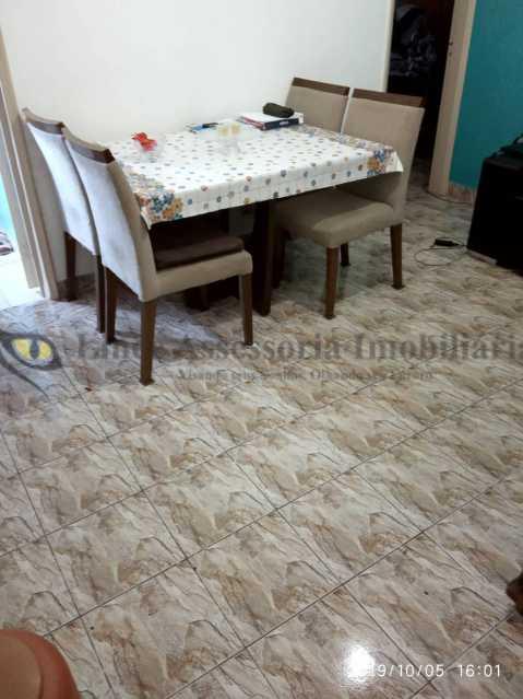 02sala. - Apartamento Andaraí, Norte,Rio de Janeiro, RJ À Venda, 1 Quarto, 40m² - TAAP10421 - 3