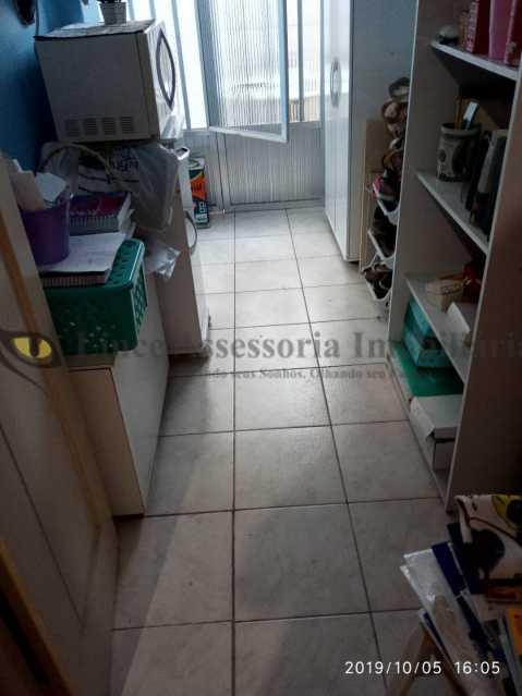 08qt. - Apartamento Andaraí, Norte,Rio de Janeiro, RJ À Venda, 1 Quarto, 40m² - TAAP10421 - 9