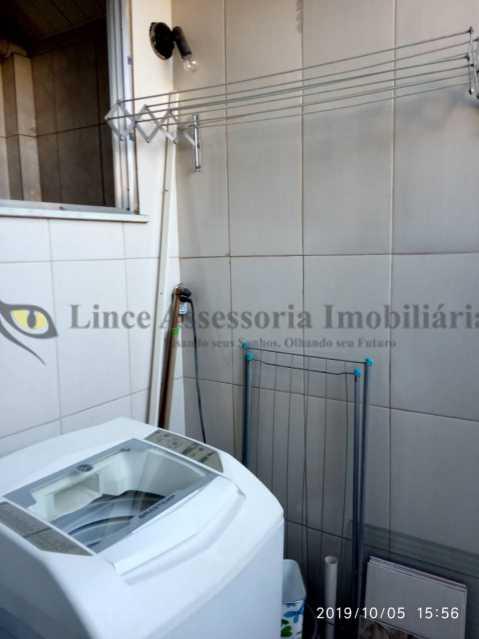 13area. - Apartamento Andaraí, Norte,Rio de Janeiro, RJ À Venda, 1 Quarto, 40m² - TAAP10421 - 14