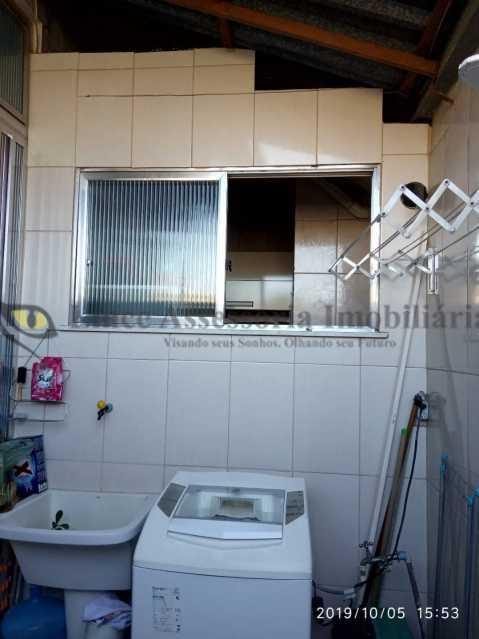 21area. - Apartamento Andaraí, Norte,Rio de Janeiro, RJ À Venda, 1 Quarto, 40m² - TAAP10421 - 22
