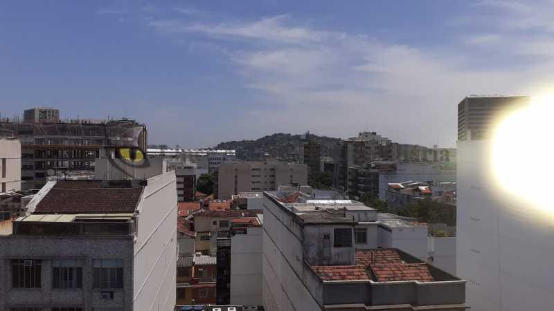 01 VISTA 1 - Sala Comercial 31m² à venda Maracanã, Norte,Rio de Janeiro - R$ 198.000 - TASL00087 - 1
