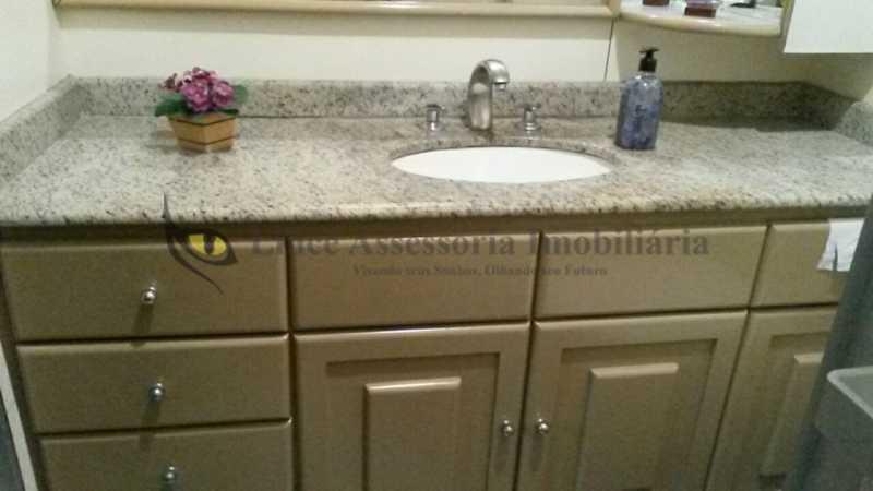 banheiro social - Apartamento 2 quartos à venda Botafogo, Sul,Rio de Janeiro - R$ 650.000 - TAAP22143 - 10