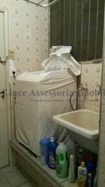 área de serviço - Apartamento 2 quartos à venda Botafogo, Sul,Rio de Janeiro - R$ 650.000 - TAAP22143 - 17