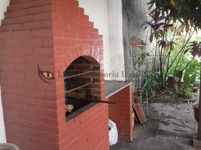 02 - Casa 3 quartos à venda Grajaú, Norte,Rio de Janeiro - R$ 730.000 - TACA30109 - 3