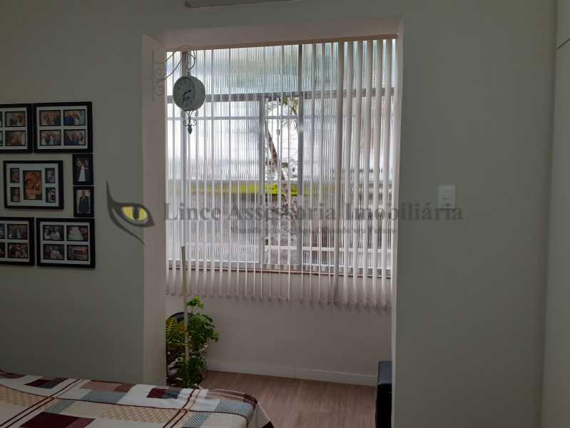 6-Varanda do Quarto Suíte1.2 - Apartamento 2 quartos à venda Grajaú, Norte,Rio de Janeiro - R$ 500.000 - TAAP22167 - 7