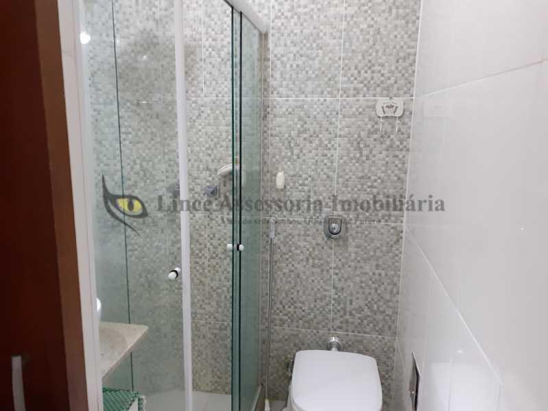 11-Banheiro da Suíte1 - Apartamento 2 quartos à venda Grajaú, Norte,Rio de Janeiro - R$ 500.000 - TAAP22167 - 12
