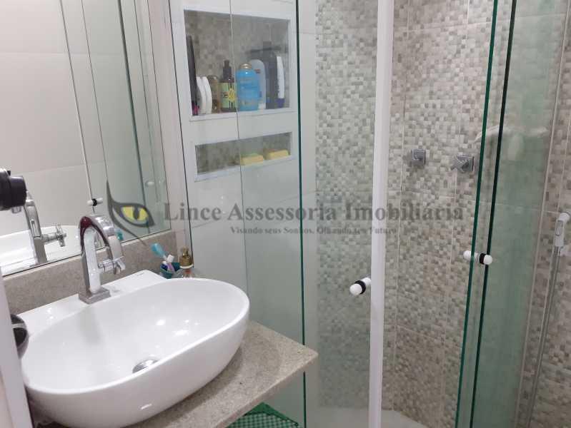 12-Banheiro da Suíte1.1 - Apartamento 2 quartos à venda Grajaú, Norte,Rio de Janeiro - R$ 500.000 - TAAP22167 - 13
