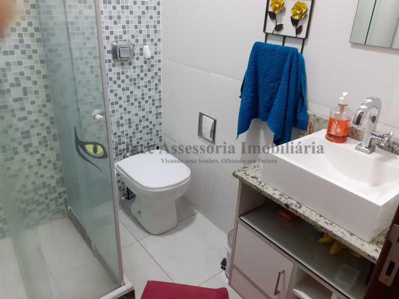 13-Banheiro Social1 - Apartamento 2 quartos à venda Grajaú, Norte,Rio de Janeiro - R$ 500.000 - TAAP22167 - 14