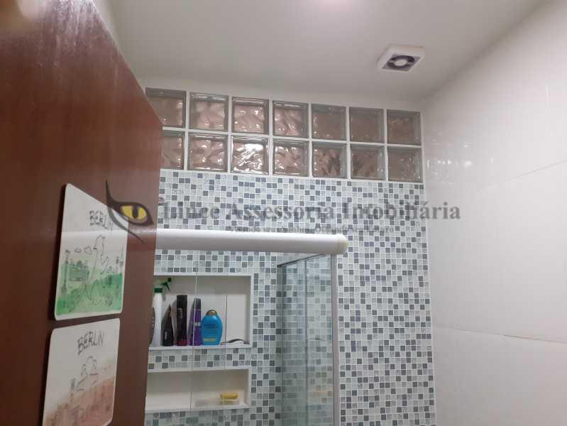 15- Banheiro Social1.2 - Apartamento 2 quartos à venda Grajaú, Norte,Rio de Janeiro - R$ 500.000 - TAAP22167 - 16