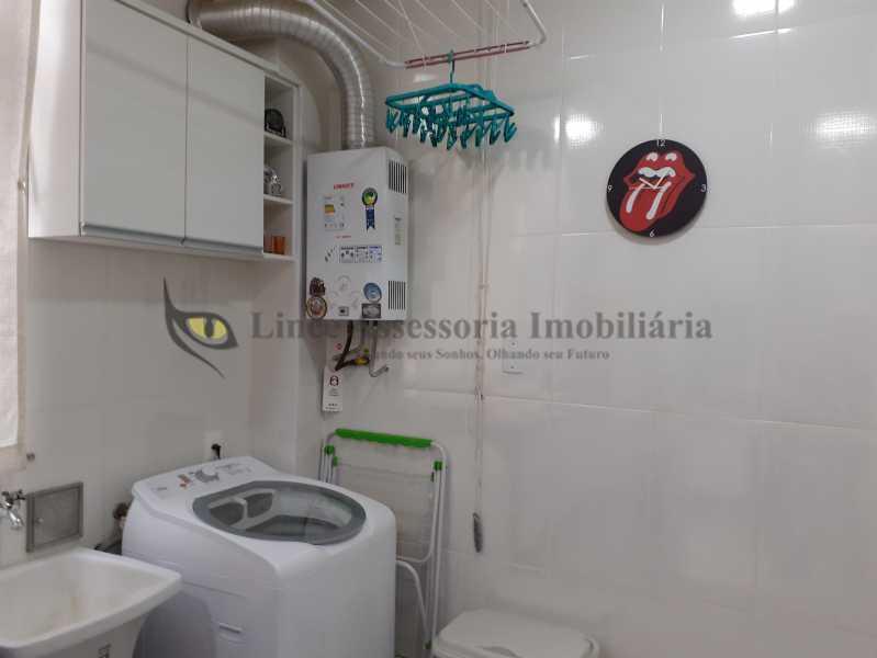 19-Àrea de Serviço - Apartamento 2 quartos à venda Grajaú, Norte,Rio de Janeiro - R$ 500.000 - TAAP22167 - 20