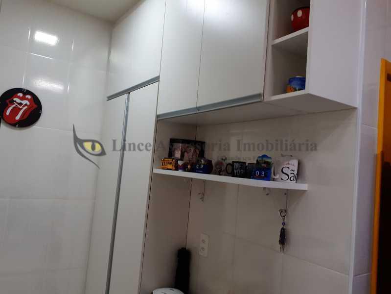 20-Àrea de Serviço - Apartamento 2 quartos à venda Grajaú, Norte,Rio de Janeiro - R$ 500.000 - TAAP22167 - 21