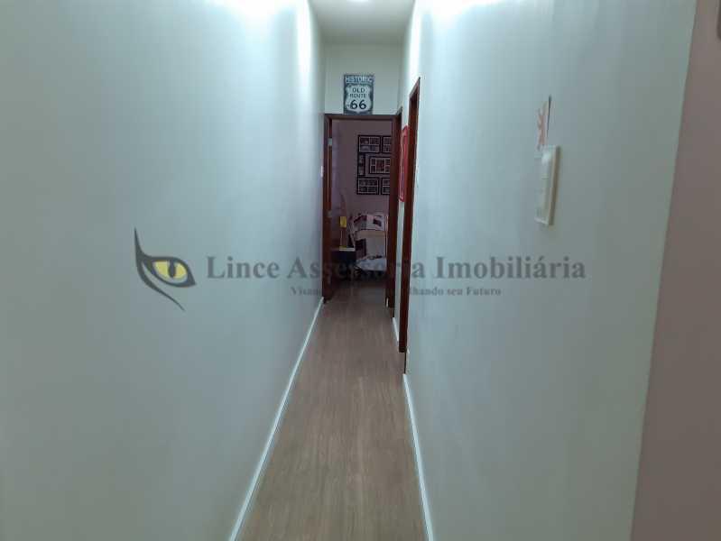 4- Hall - Apartamento 2 quartos à venda Grajaú, Norte,Rio de Janeiro - R$ 500.000 - TAAP22167 - 24