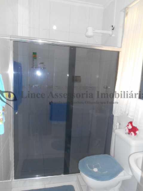 BANHEIRO 1.2 - Apartamento 1 quarto à venda São Cristóvão, Norte,Rio de Janeiro - R$ 280.000 - TAAP10425 - 11