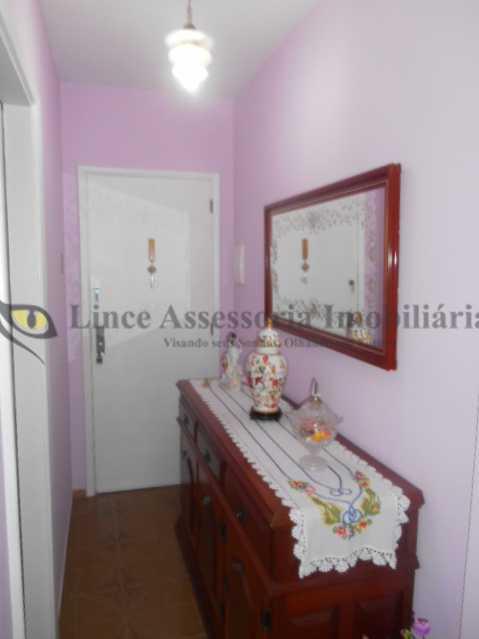 HALL - Apartamento 1 quarto à venda São Cristóvão, Norte,Rio de Janeiro - R$ 280.000 - TAAP10425 - 13