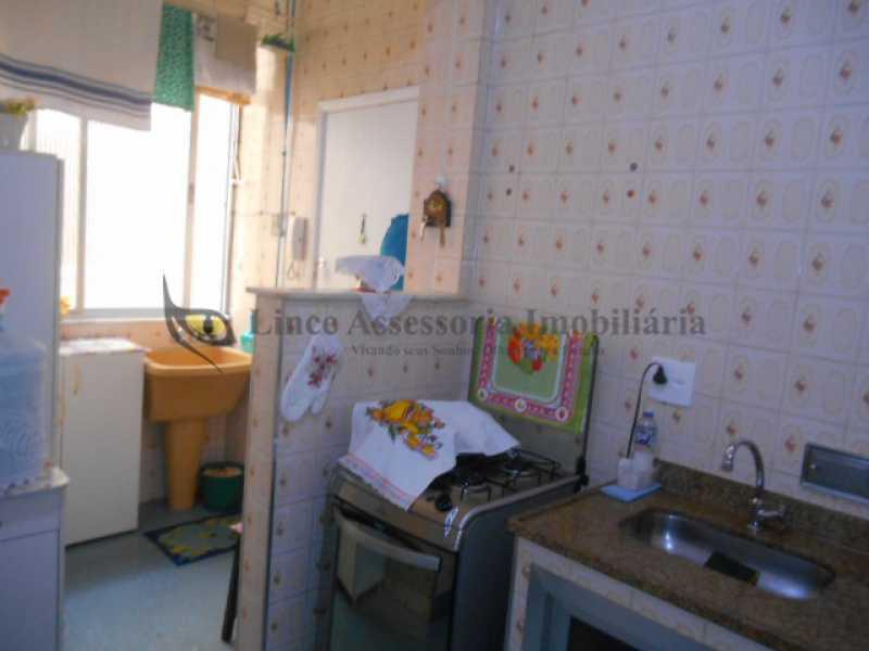 COZINHA - Apartamento 1 quarto à venda São Cristóvão, Norte,Rio de Janeiro - R$ 280.000 - TAAP10425 - 16