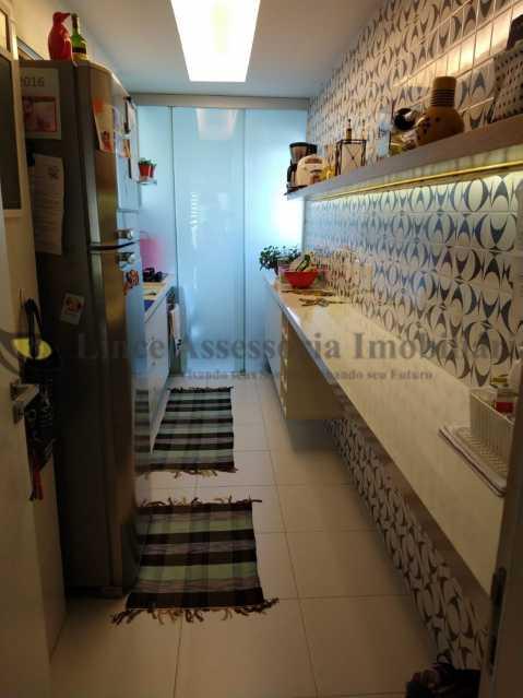 COZINHA - Cobertura 2 quartos à venda Grajaú, Norte,Rio de Janeiro - R$ 830.000 - TACO20087 - 19