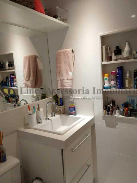 BANHEIRO SUITE - Cobertura 2 quartos à venda Grajaú, Norte,Rio de Janeiro - R$ 830.000 - TACO20087 - 13