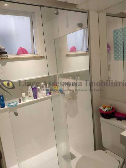 BANHEIRO SUITE - Cobertura 2 quartos à venda Grajaú, Norte,Rio de Janeiro - R$ 830.000 - TACO20087 - 16