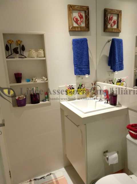 QUARTO 2 - Cobertura 2 quartos à venda Grajaú, Norte,Rio de Janeiro - R$ 830.000 - TACO20087 - 11