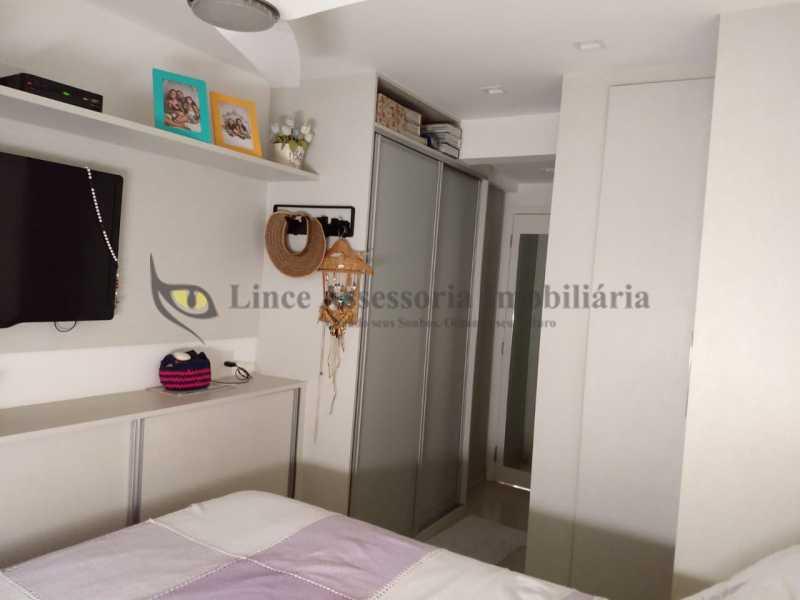 QUARTO SUITE - Cobertura 2 quartos à venda Grajaú, Norte,Rio de Janeiro - R$ 830.000 - TACO20087 - 14