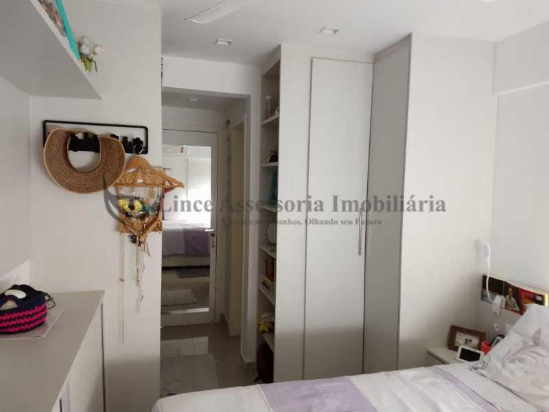 QUARTO SUITE - Cobertura 2 quartos à venda Grajaú, Norte,Rio de Janeiro - R$ 830.000 - TACO20087 - 15
