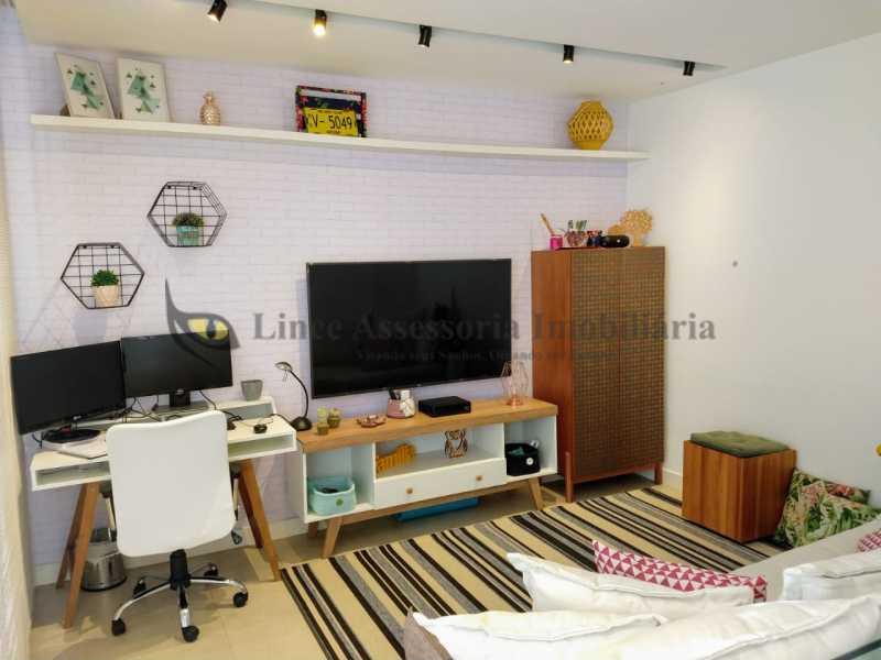 SALA 2 - Cobertura 2 quartos à venda Grajaú, Norte,Rio de Janeiro - R$ 830.000 - TACO20087 - 24