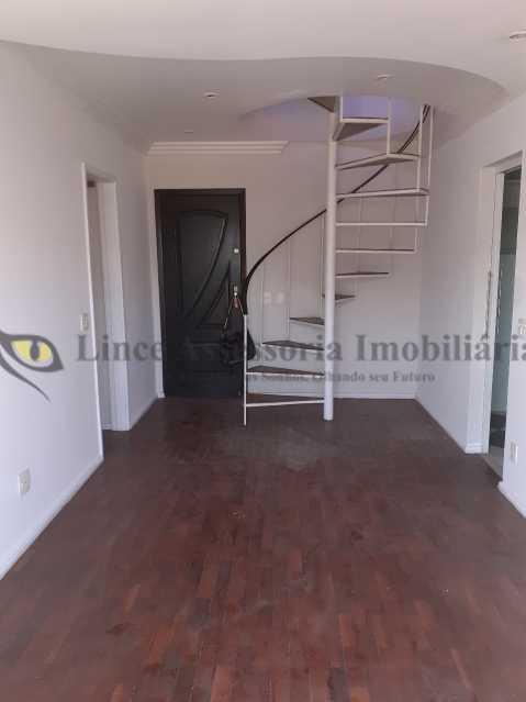 Sala - Cobertura 3 quartos à venda Vila Isabel, Norte,Rio de Janeiro - R$ 800.000 - TACO30139 - 3