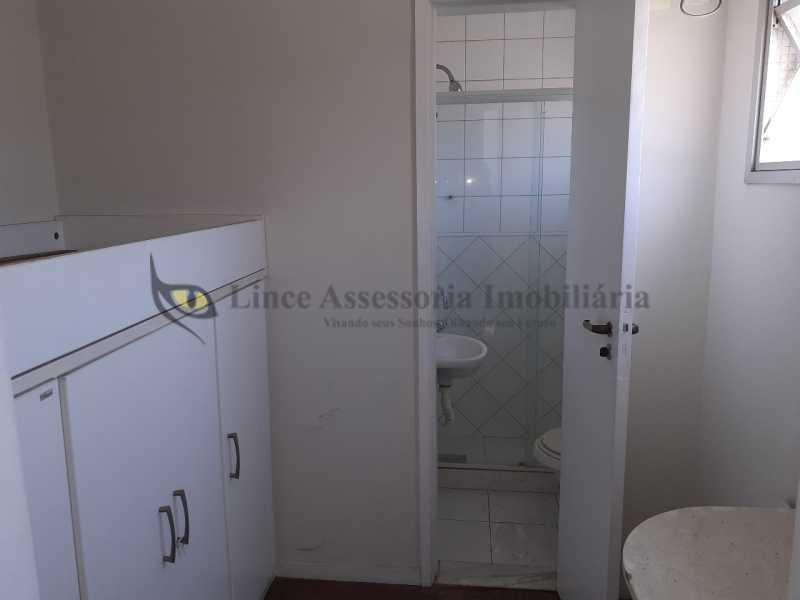 Dependência  - Cobertura 3 quartos à venda Vila Isabel, Norte,Rio de Janeiro - R$ 800.000 - TACO30139 - 16