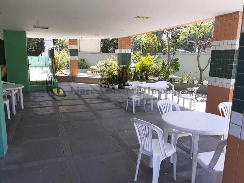 Salão de Festa - Cobertura 3 quartos à venda Vila Isabel, Norte,Rio de Janeiro - R$ 800.000 - TACO30139 - 19
