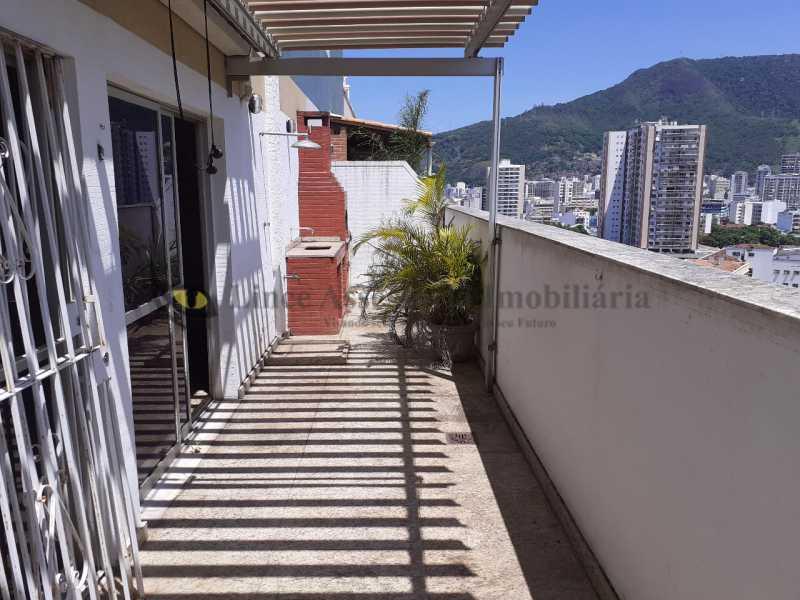 Varanda - Cobertura 3 quartos à venda Vila Isabel, Norte,Rio de Janeiro - R$ 800.000 - TACO30139 - 21