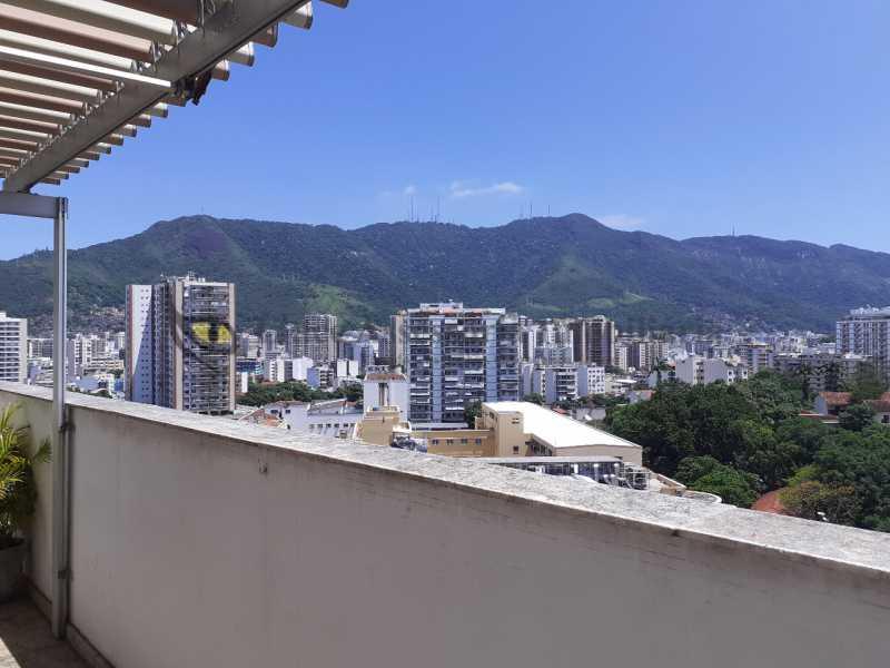 Vista - Cobertura 3 quartos à venda Vila Isabel, Norte,Rio de Janeiro - R$ 800.000 - TACO30139 - 22