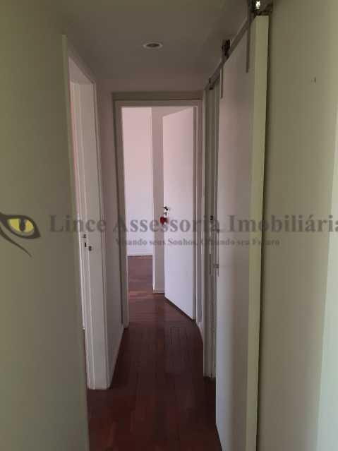 Circulação - Cobertura 3 quartos à venda Vila Isabel, Norte,Rio de Janeiro - R$ 800.000 - TACO30139 - 4