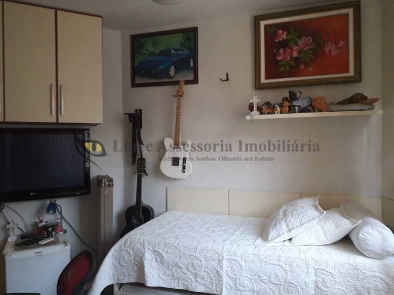 QUARTO - Apartamento 2 quartos à venda Méier, Norte,Rio de Janeiro - R$ 265.000 - TAAP22198 - 9