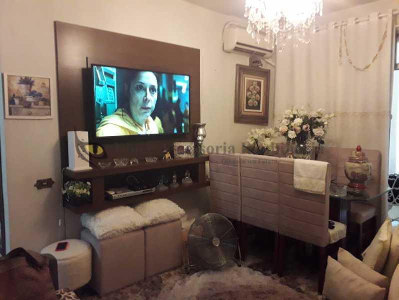 SALA - Apartamento 2 quartos à venda Méier, Norte,Rio de Janeiro - R$ 265.000 - TAAP22198 - 3