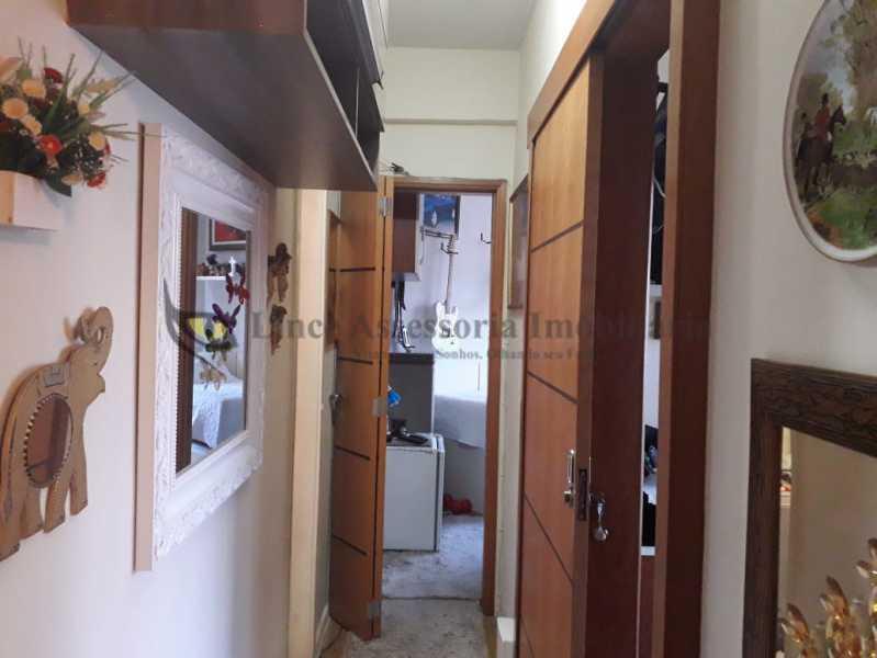 CIRCULAÇÃO - Apartamento 2 quartos à venda Méier, Norte,Rio de Janeiro - R$ 265.000 - TAAP22198 - 17