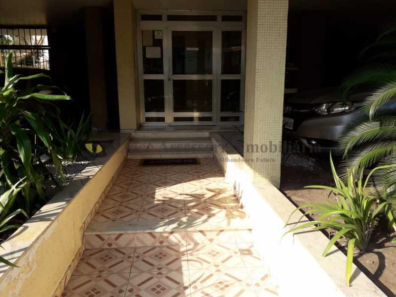 HAL DE ENTRADA DO PRÉDIO - Apartamento 2 quartos à venda Méier, Norte,Rio de Janeiro - R$ 265.000 - TAAP22198 - 26
