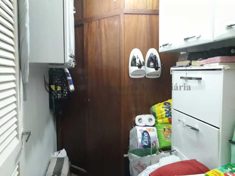 DEPENDÊNCIA - Apartamento 2 quartos à venda Méier, Norte,Rio de Janeiro - R$ 265.000 - TAAP22198 - 24