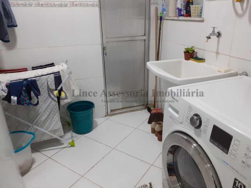 áre de serviço - Apartamento Andaraí, Norte,Rio de Janeiro, RJ À Venda, 1 Quarto, 56m² - TAAP10431 - 21