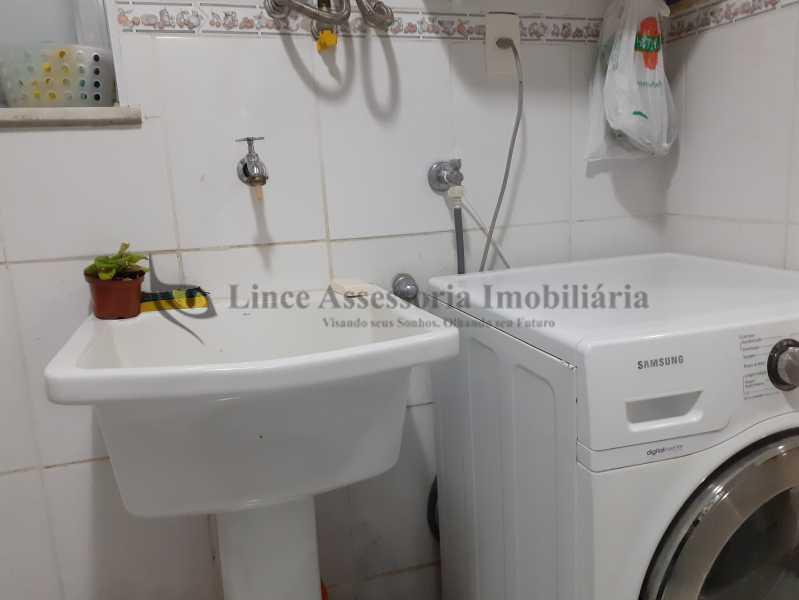area de serviço1.2 - Apartamento Andaraí, Norte,Rio de Janeiro, RJ À Venda, 1 Quarto, 56m² - TAAP10431 - 22