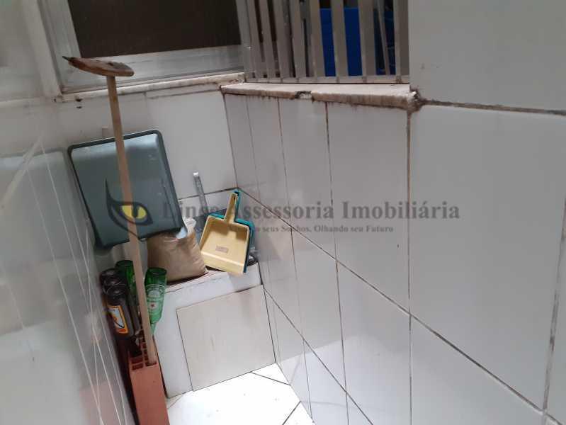 area externa - Apartamento Andaraí, Norte,Rio de Janeiro, RJ À Venda, 1 Quarto, 56m² - TAAP10431 - 24