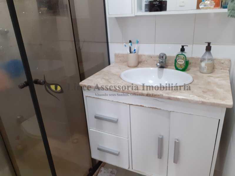 banheiro social1.1 - Apartamento Andaraí, Norte,Rio de Janeiro, RJ À Venda, 1 Quarto, 56m² - TAAP10431 - 14