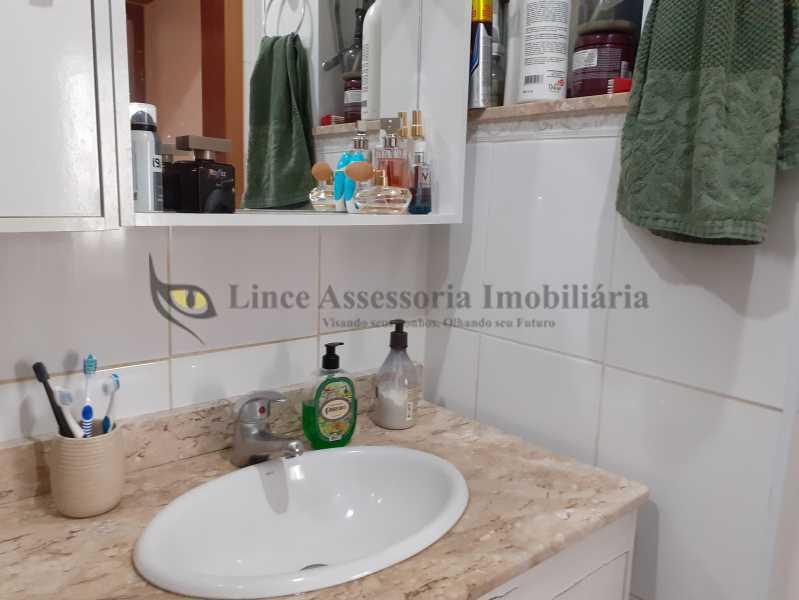 banheiro social1.3 - Apartamento Andaraí, Norte,Rio de Janeiro, RJ À Venda, 1 Quarto, 56m² - TAAP10431 - 16