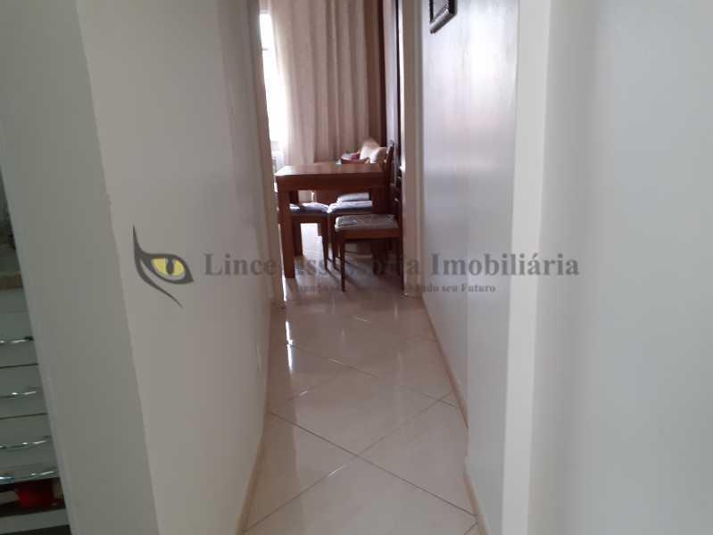 circulação1.2 - Apartamento Andaraí, Norte,Rio de Janeiro, RJ À Venda, 1 Quarto, 56m² - TAAP10431 - 6