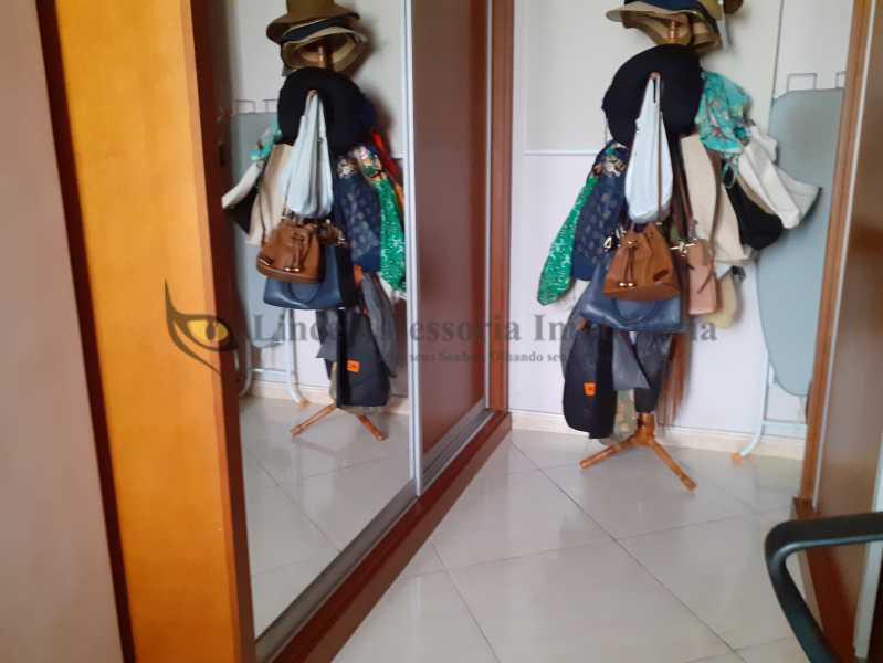 closet1.2 - Apartamento Andaraí, Norte,Rio de Janeiro, RJ À Venda, 1 Quarto, 56m² - TAAP10431 - 10