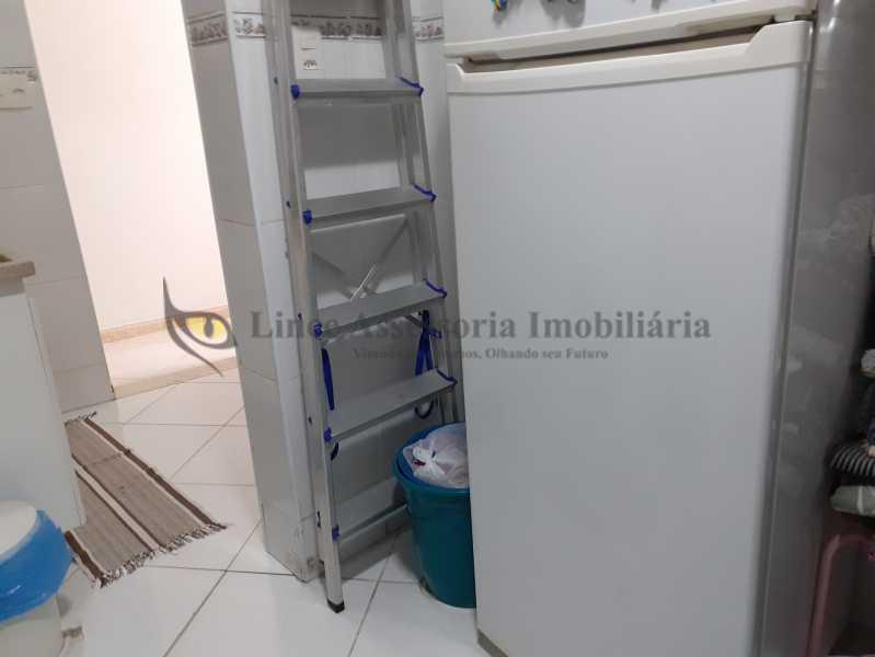 cozinha1.1 - Apartamento Andaraí, Norte,Rio de Janeiro, RJ À Venda, 1 Quarto, 56m² - TAAP10431 - 18