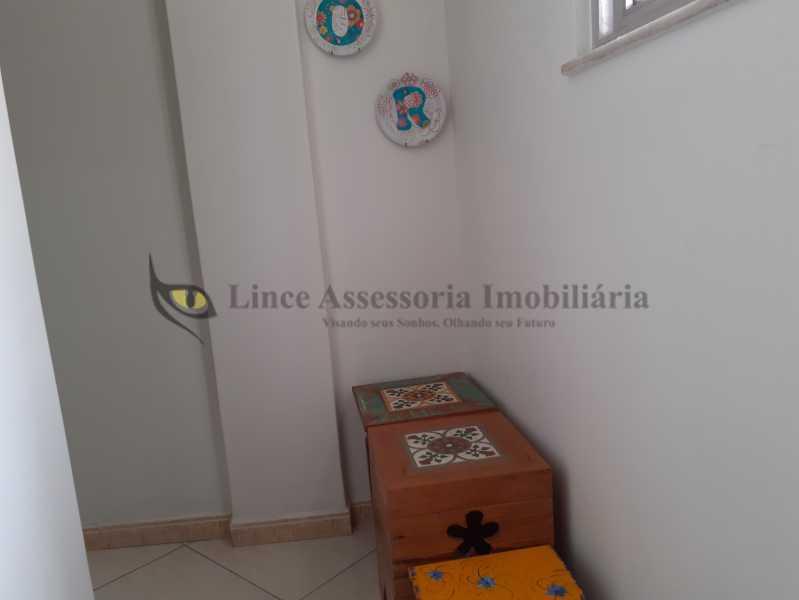 hall1.1 - Apartamento Andaraí, Norte,Rio de Janeiro, RJ À Venda, 1 Quarto, 56m² - TAAP10431 - 8