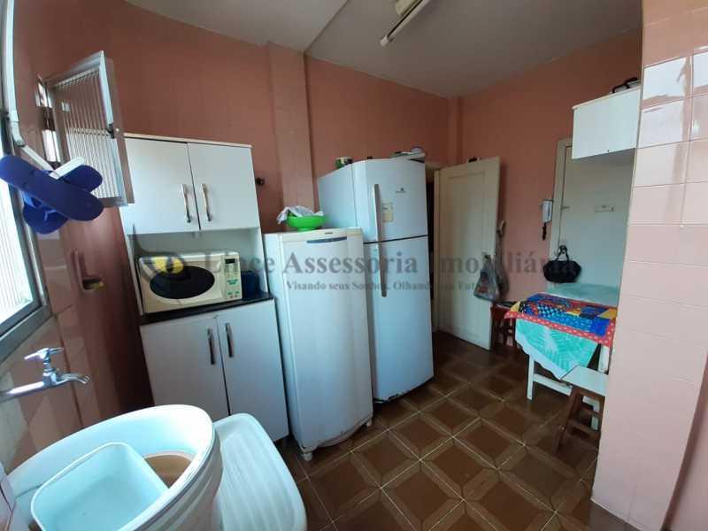 Cozinha - Apartamento Rio Comprido, Norte,Rio de Janeiro, RJ À Venda, 2 Quartos, 75m² - TAAP22200 - 26